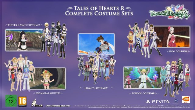 Tales of Hearts R immagine 135779