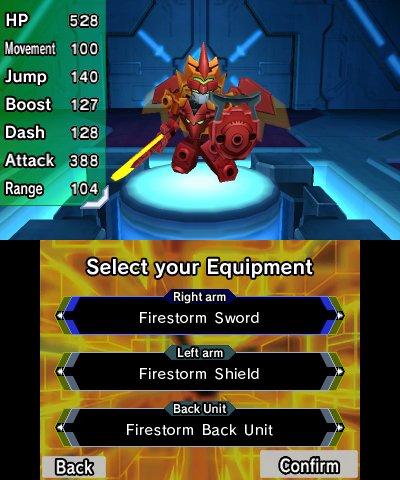 Tenkai Knights: Brave Battle immagine 128866