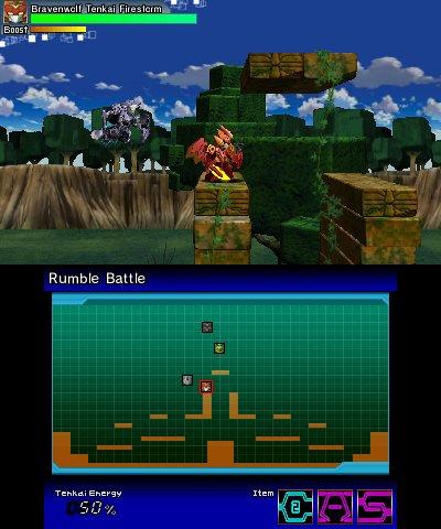 Tenkai Knights: Brave Battle immagine 128867