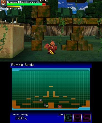 Tenkai Knights: Brave Battle immagine 128868
