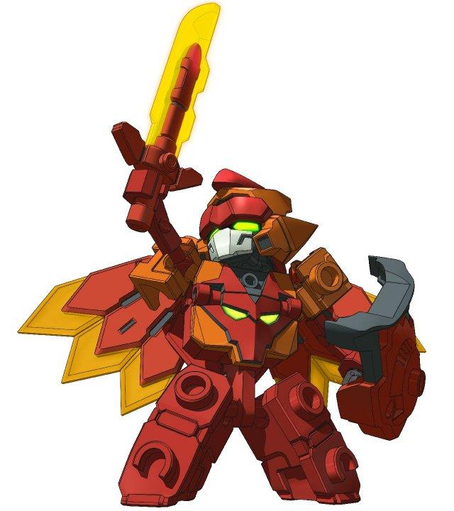 Tenkai Knights: Brave Battle immagine 128871