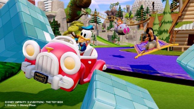 Disney Infinity 2.0: Marvel Super Heroes - Immagine 125653
