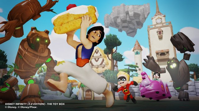 Disney Infinity 2.0: Marvel Super Heroes - Immagine 125658