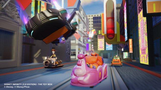 Disney Infinity 2.0: Marvel Super Heroes - Immagine 125688