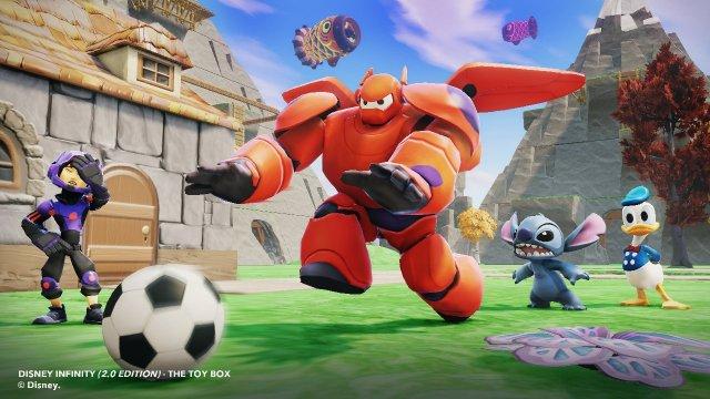 Disney Infinity 2.0: Marvel Super Heroes - Immagine 125698