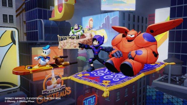 Disney Infinity 2.0: Marvel Super Heroes - Immagine 125703