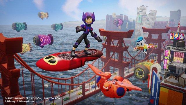 Disney Infinity 2.0: Marvel Super Heroes - Immagine 125713