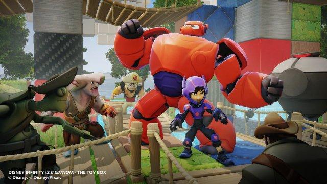 Disney Infinity 2.0: Marvel Super Heroes - Immagine 125728