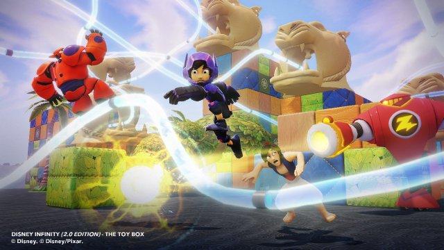 Disney Infinity 2.0: Marvel Super Heroes - Immagine 125733