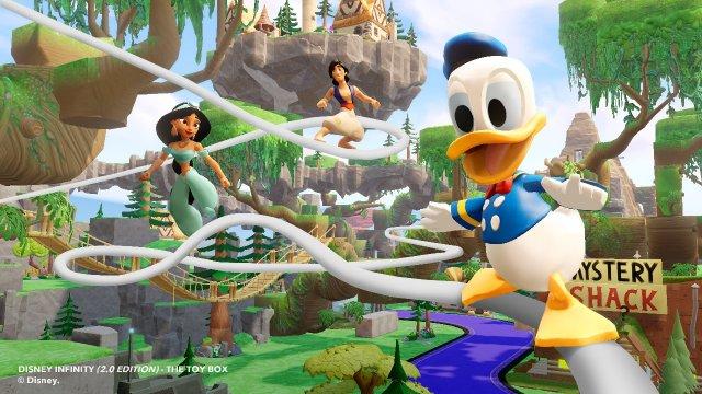 Disney Infinity 2.0: Marvel Super Heroes - Immagine 125758