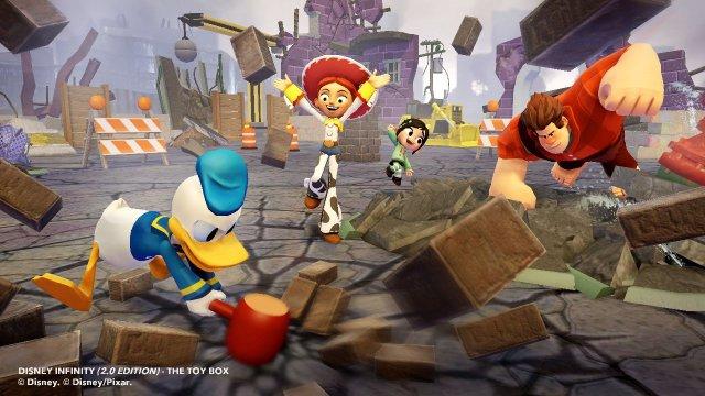 Disney Infinity 2.0: Marvel Super Heroes - Immagine 125773