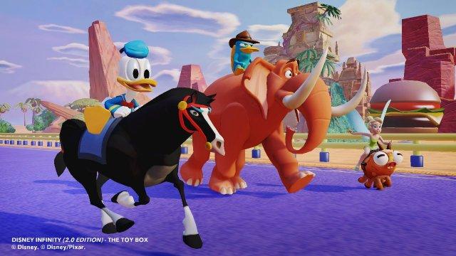 Disney Infinity 2.0: Marvel Super Heroes - Immagine 125783