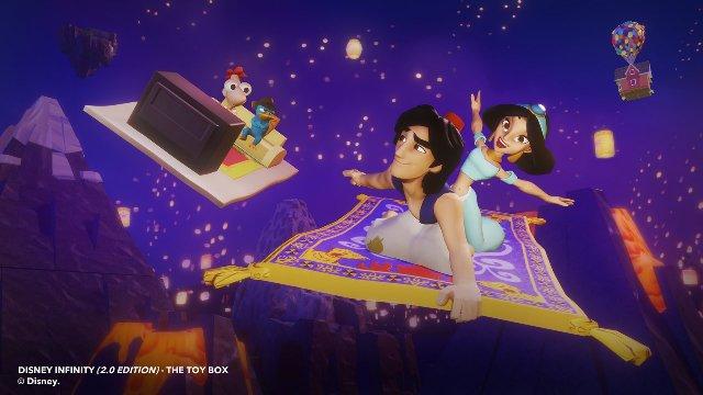 Disney Infinity 2.0: Marvel Super Heroes - Immagine 123842
