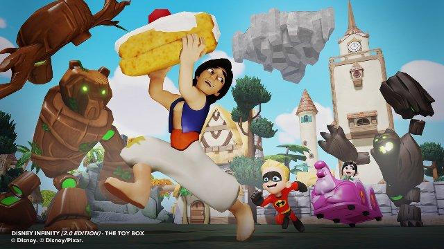 Disney Infinity 2.0: Marvel Super Heroes - Immagine 123857
