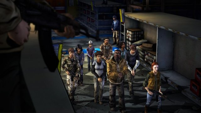 The Walking Dead Stagione 2 - Episode 3: In Harm's Way immagine 114247