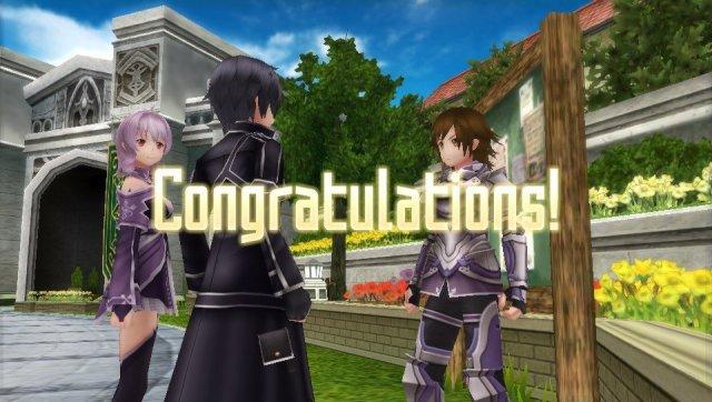 Sword Art Online: Hollow Fragment immagine 125338