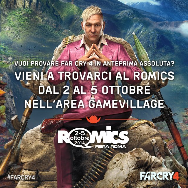 Far Cry 4 immagine 129097