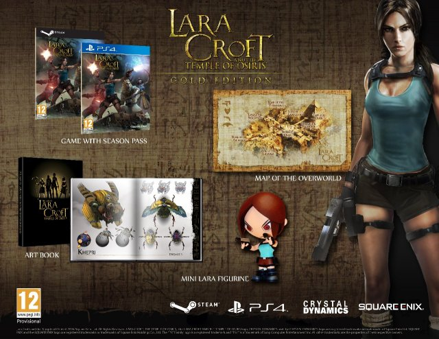 Lara Croft and the Temple of Osiris immagine 136374