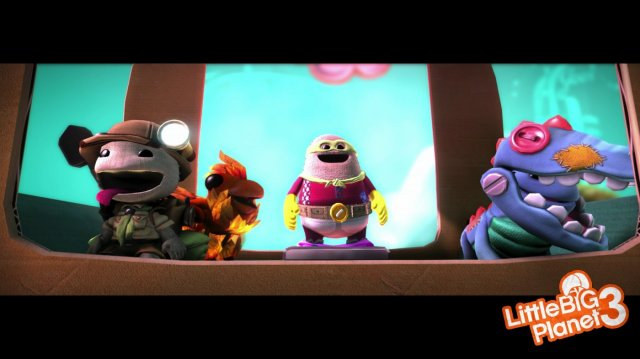 LittleBigPlanet 3 immagine 115996