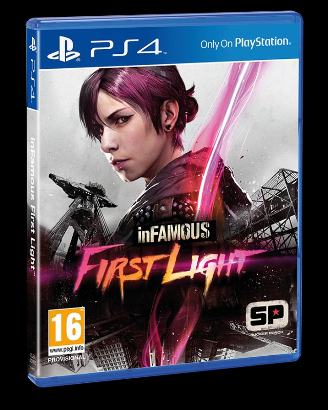 Infamous: First Light immagine 122719