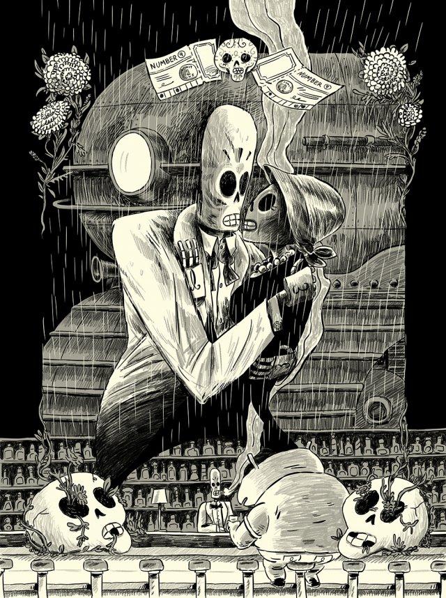 Grim Fandango Remastered - Immagine 123559