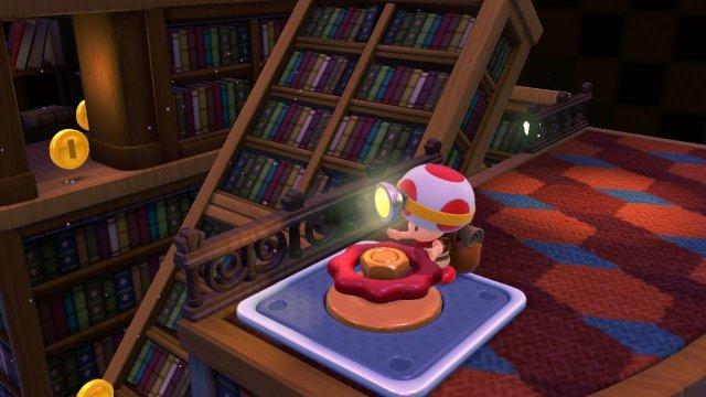 Captain Toad: Treasure Tracker immagine 132910