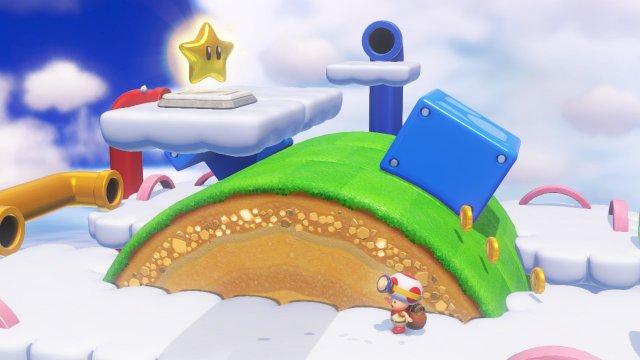 Captain Toad: Treasure Tracker immagine 132911