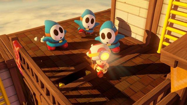 Captain Toad: Treasure Tracker immagine 132913