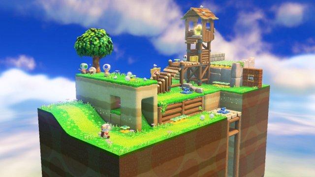 Captain Toad: Treasure Tracker immagine 132915