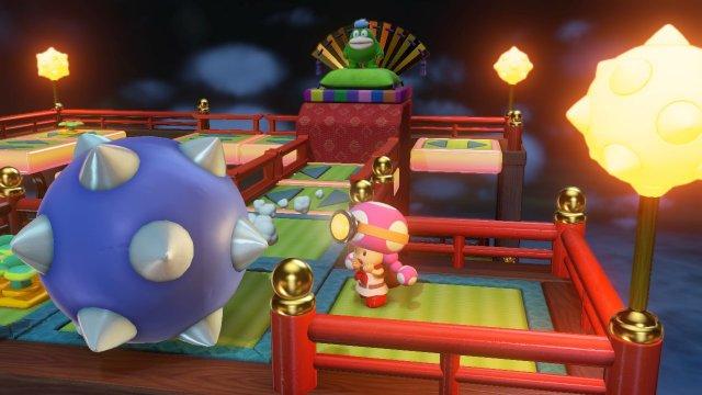 Captain Toad: Treasure Tracker immagine 132917