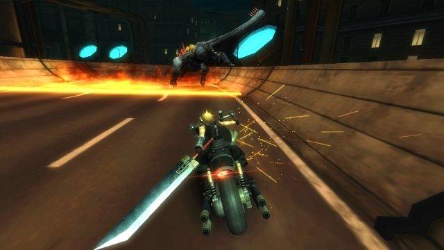 Final Fantasy VII G-Bike immagine 116368