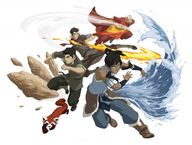 The Legend of Korra immagine 118801