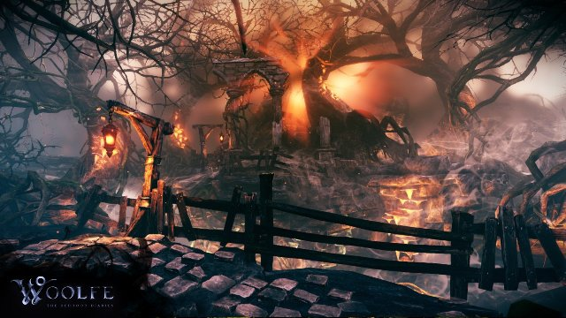 Woolfe: The Redhood Diaries immagine 119291