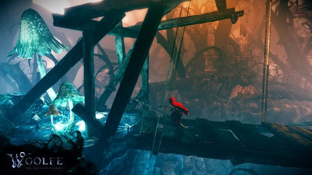 Woolfe: The Redhood Diaries immagine 119294
