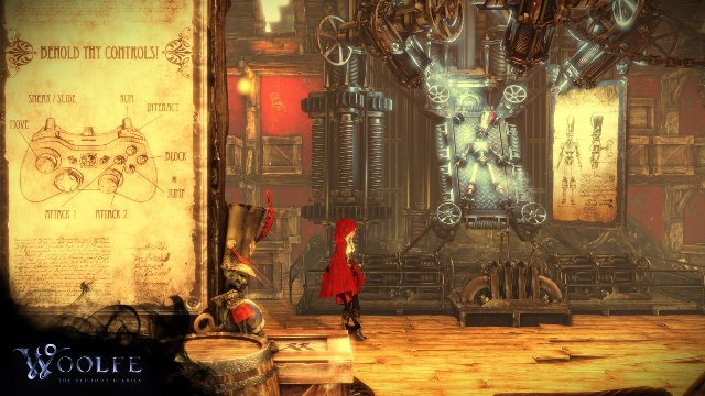 Woolfe: The Redhood Diaries immagine 119297