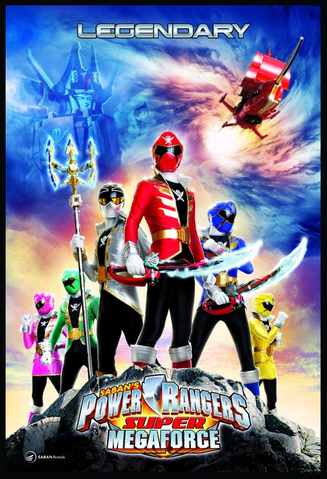 Power Rangers Super MegaForce immagine 119444