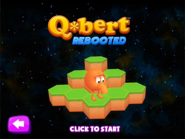 Q*Bert Rebooted immagine 119745