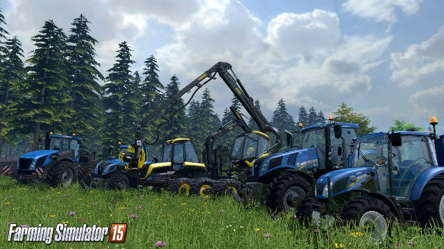 Farming Simulator 15 - Immagine 127792