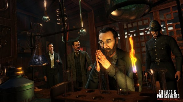 Crimes & Punishments - Sherlock Holmes immagine 127600