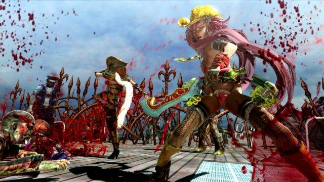 Onechanbara Z2: Chaos - Immagine 122511