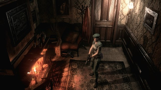 Resident Evil Remastered immagine 135893