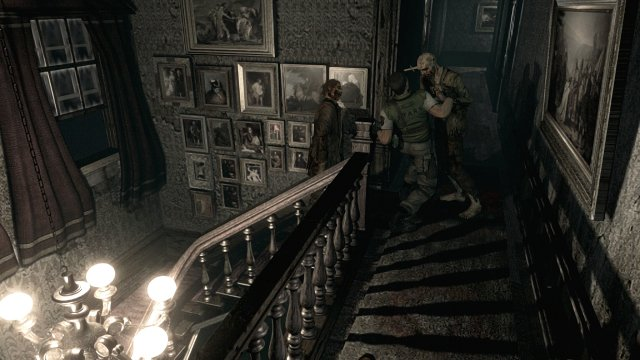 Resident Evil Remastered immagine 134428