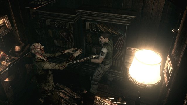 Resident Evil Remastered immagine 134433