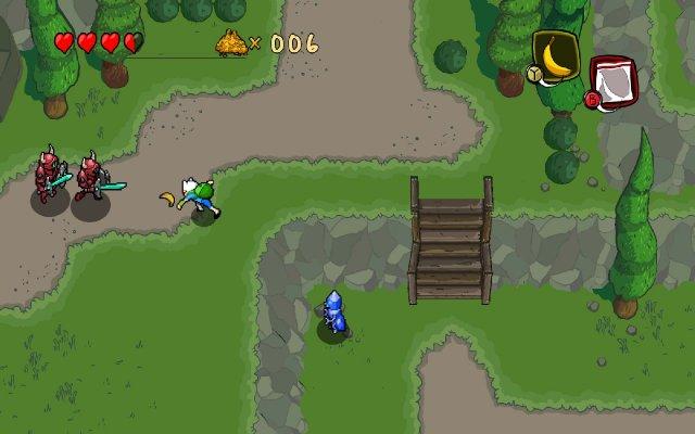 Adventure Time: Il Segreto del Regno Senza Nome immagine 131851