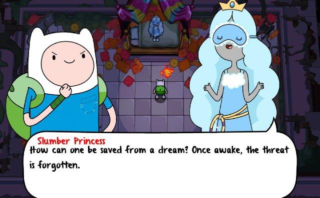 Adventure Time: Il Segreto del Regno Senza Nome immagine 131867