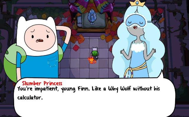 Adventure Time: Il Segreto del Regno Senza Nome immagine 131871