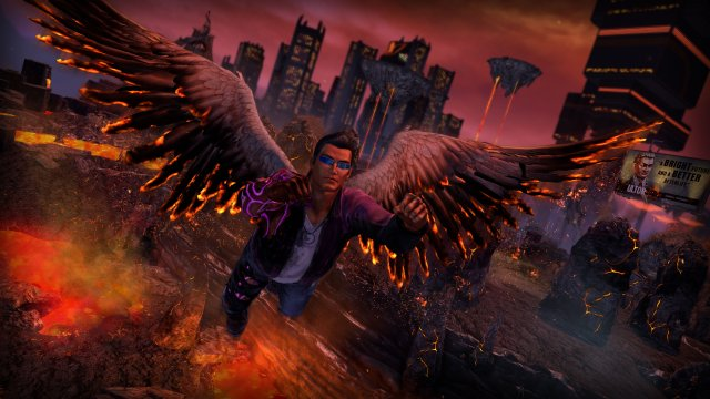 Saints Row IV: Re-Elected immagine 125421