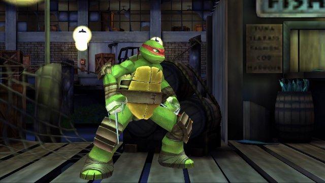 Teenage Mutant Ninja Turtles: La Minaccia del Mutageno immagine 125998
