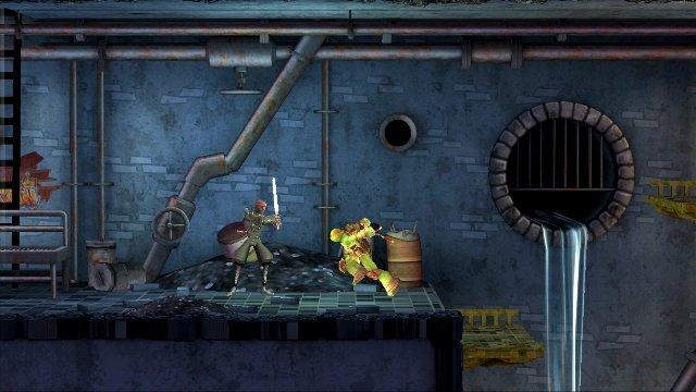 Teenage Mutant Ninja Turtles: La Minaccia del Mutageno immagine 126005