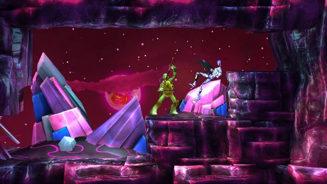 Teenage Mutant Ninja Turtles: La Minaccia del Mutageno immagine 126009